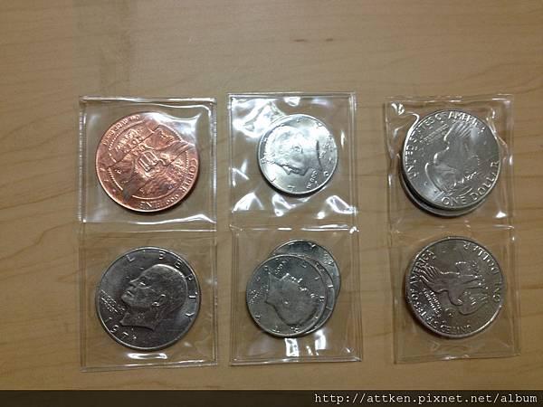 三組Todd lassen coin set