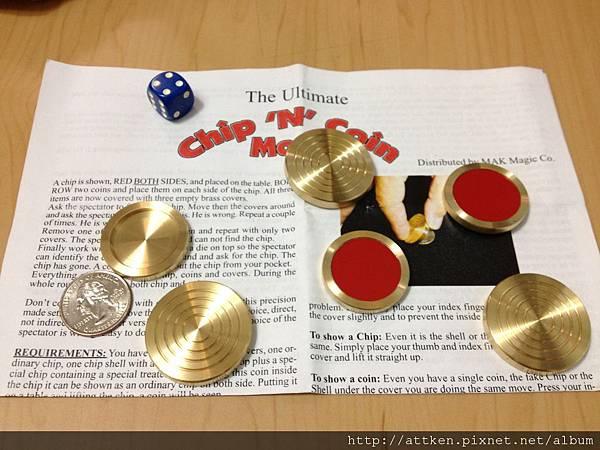 終極Chips & Coin Monte-2