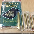 Wizrd's wands