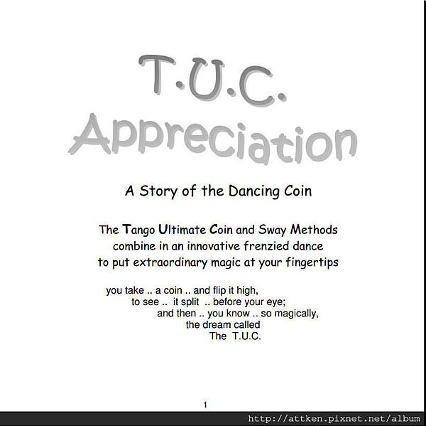 TUC Appreciation-1