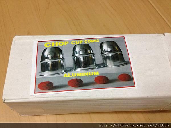 Combo Cups Aluminium