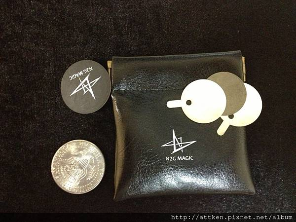 N2 COIN SET幽靈硬幣