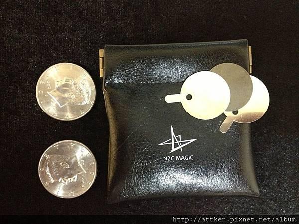 N2 COIN SET幽靈硬幣 (2)