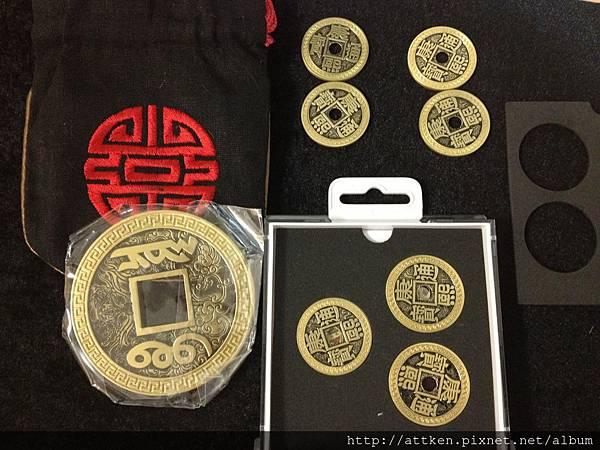 羅漢錢-五角美金 (3)