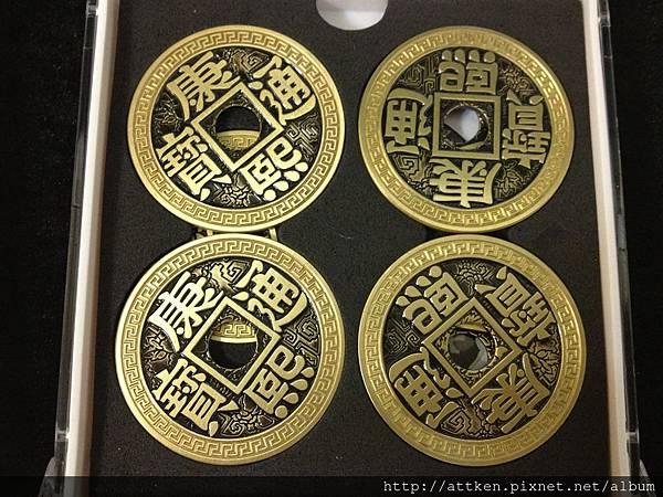 羅漢錢-一元美金 (2)