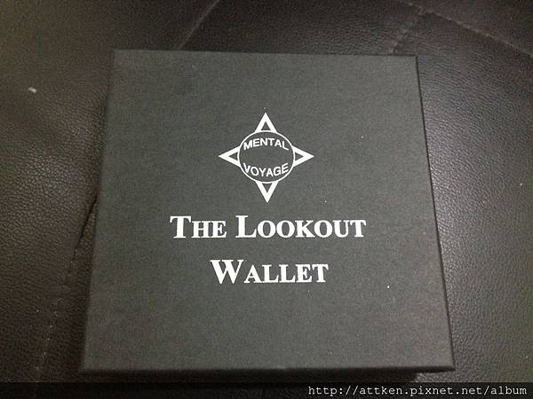 The lookout wallet