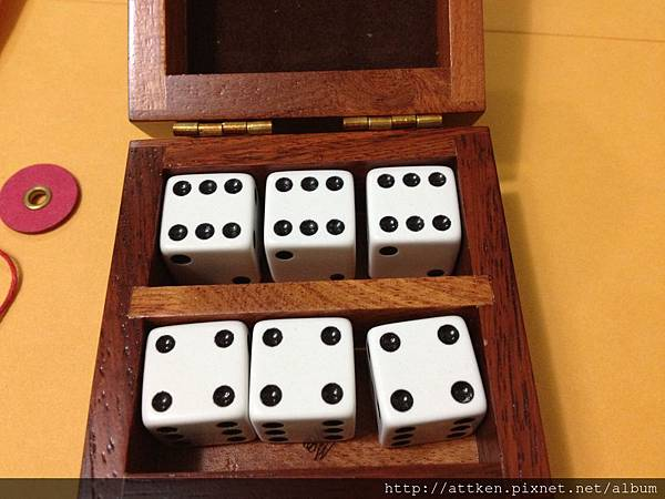 Loaded Dice (4)