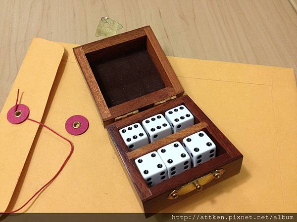 Loaded Dice (5)