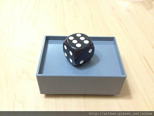 骰子瞬間變換 (1)