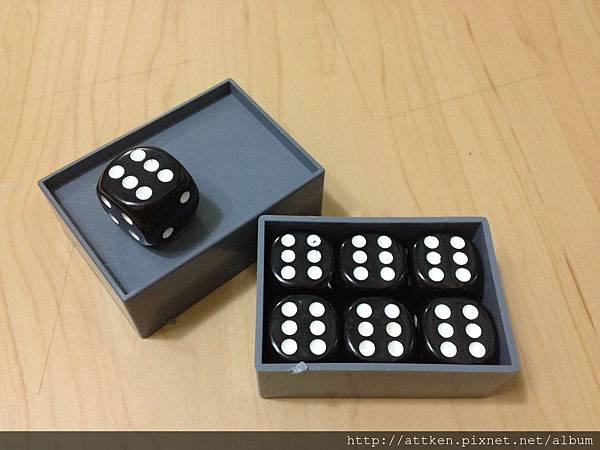 骰子瞬間變換 (3)