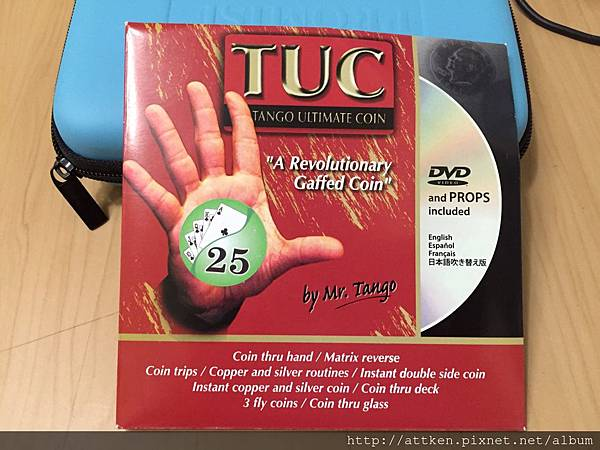 TUC poker chip (1)