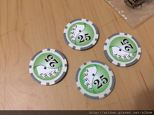 TUC poker chip (4)
