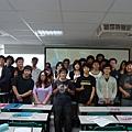 0313教室,最後的大合照