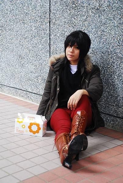 鄰座的怪同學-吉田優山
