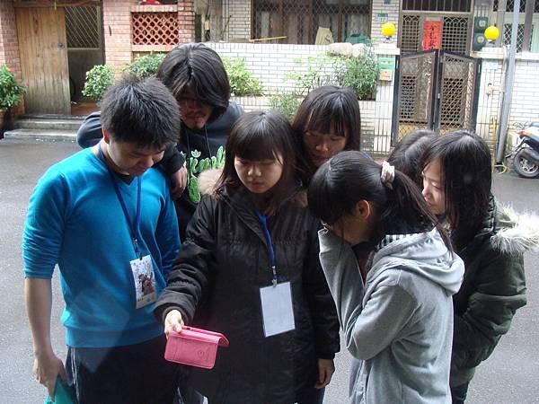 同學小組排練-觀賞影片