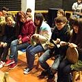 小組練習樂器