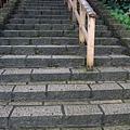 因應媽祖繞境所建的樓梯