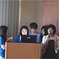 第一組同學報告