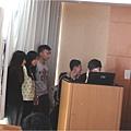 第三組同學報告