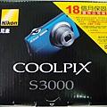 Nikon S3000數位相機2.JPG