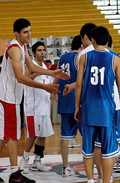 10/11預賽第一場─伊朗vs.韓國漢陽大學