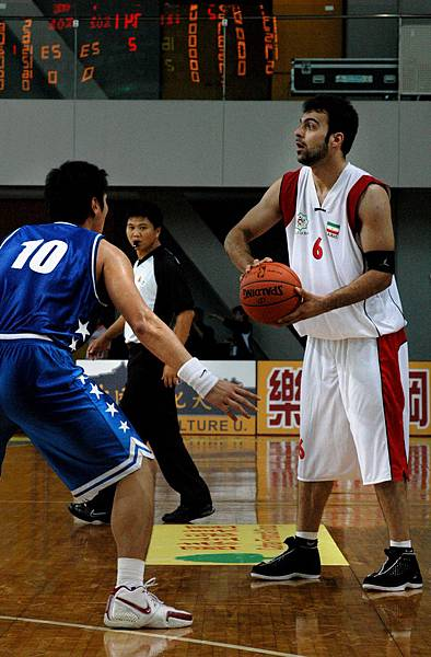 伊朗Mohammadreza Akbaribisheh