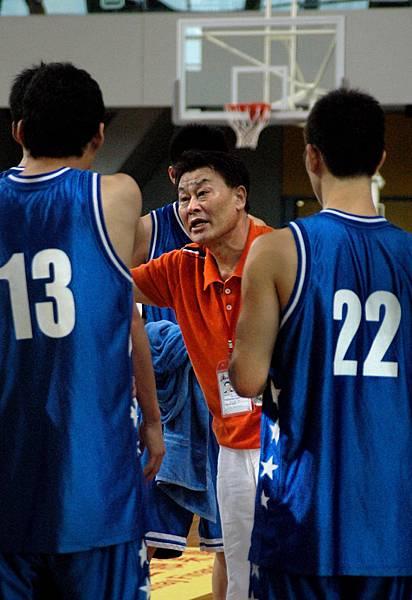韓國總教練金春守