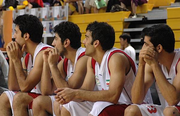 伊朗球員區