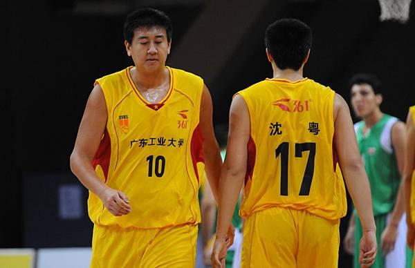 中國隊10號烏日根達賴