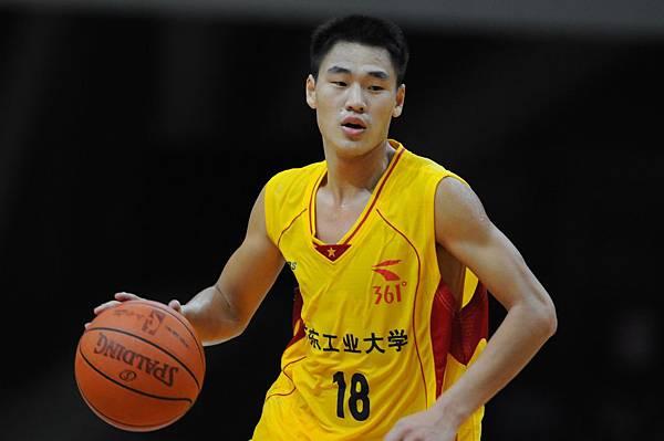 中國隊18號于廣龍