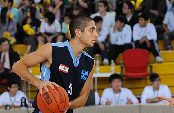 黎巴嫩控衛5號Martinez