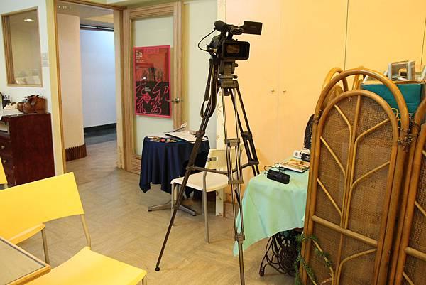 專業攝影機