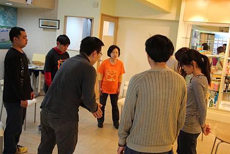 20140206聲音肢體統合課程