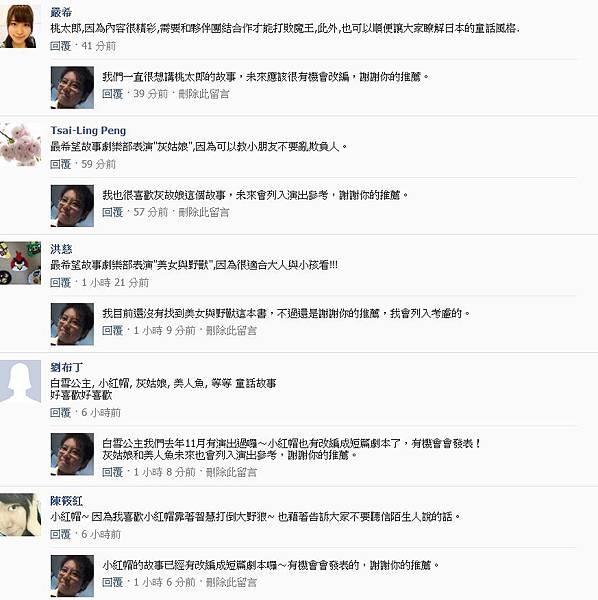 粉絲團破兩千留言28