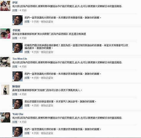 粉絲團破兩千留言29
