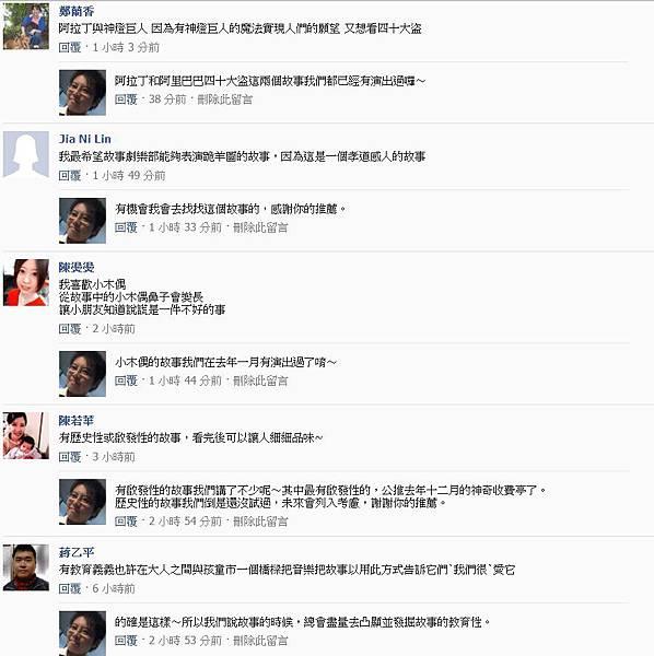 粉絲團破兩千留言39