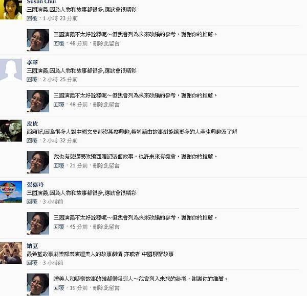 粉絲團破兩千留言48