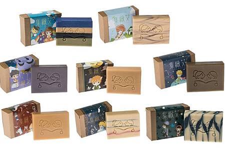 八款故事皂