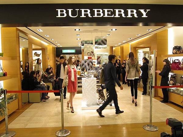 Burberry Show