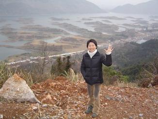 武漢仙島湖爬山行04.jpg