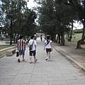鵝鸞鼻步道,前面3人永遠走的比我快