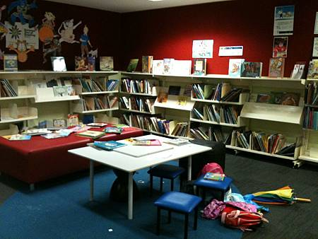 BOX HILL LIBRARY