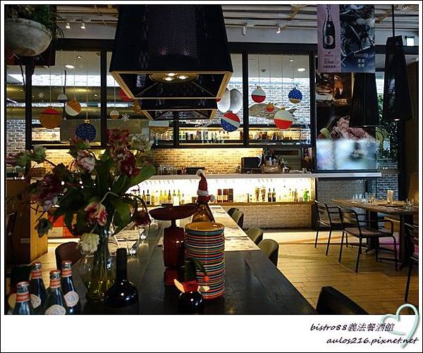 bistro88義法餐酒館 (4)