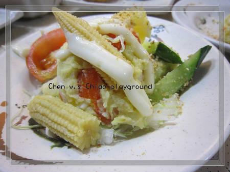 玉米筍沙拉