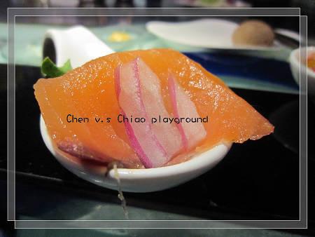 開胃菜 - 鮭魚