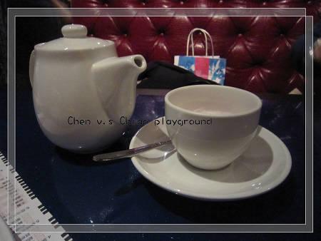飲料 - 玫瑰奶茶壺