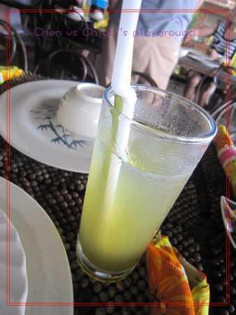 午-香茅蜂蜜水