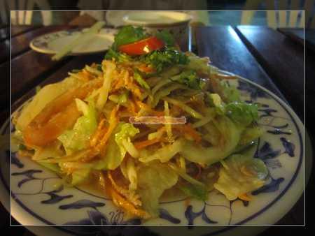 泰式鮪魚沙拉