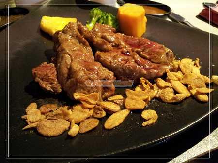 香蒜瓦片牛肉1