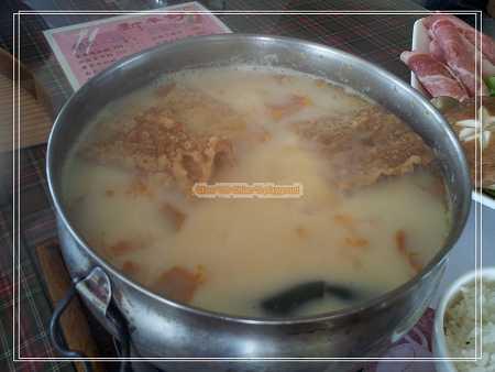 南瓜牛奶鍋